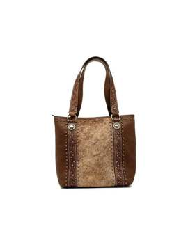 Blazin Roxx Western Handbag Womens Lynlee Tote Brown   One Size by Blazin Roxx
