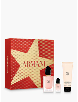 Giorgio Armani Sì Fiori 50ml Eau De Parfum Fragrance Gift Set by Giorgio Armani