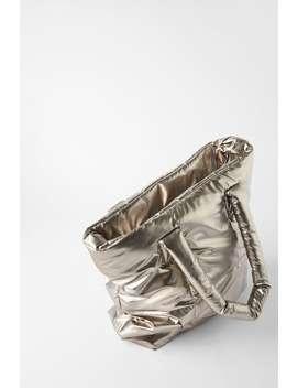 Recycled Ocean Tote Bag by Zara