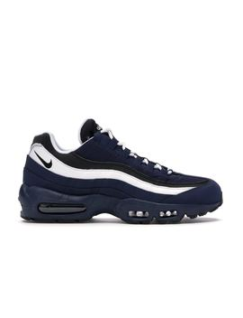 Air Max 95 Essential Midnight Navy by Stock X