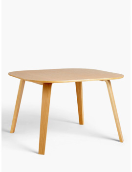House By John Lewis Anton 4 6 Seater Extending Dining Table, Oak by House By John Lewis