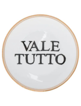 Vale Tutto Plate by Bitossi Home