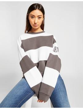 Levis Stripe Crew Sweatshirt by Jd Sports