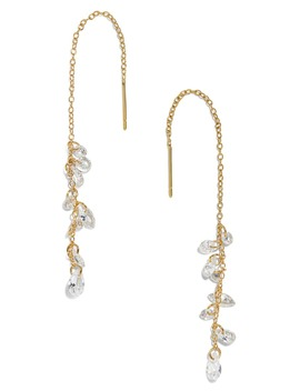 Lugano Vermeil Drop Earrings by Baublebar