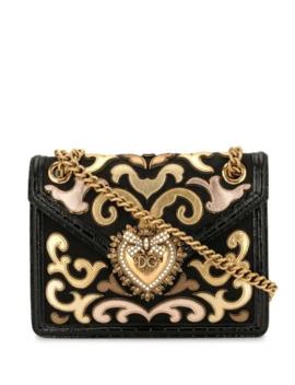 Sac à Main à Détail De Chaine by Dolce & Gabbana