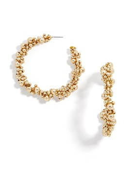 Pitti Hoop Earrings by Baublebar