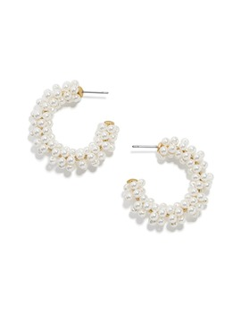 Pacific Hoop Earrings by Baublebar