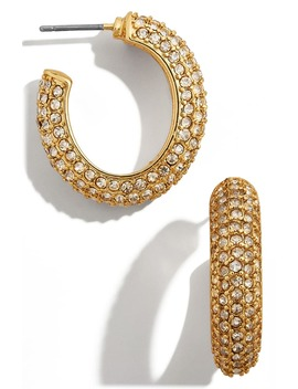 Marciella Hoop Earrings by Baublebar