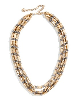Cailyn Layered Chain Necklace by Baublebar
