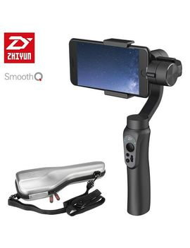 Zhiyun  Smooth Q 3 Axis Handheld Gimbal Stabilizer For Smartphones by Walmart