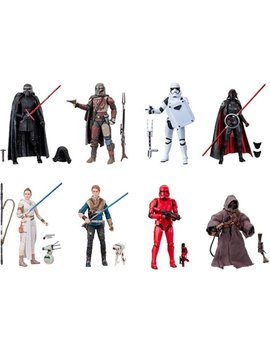 The Black Series Star Wars 6 Inch Action Figure   Styles May Vary by Star Wars