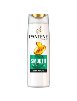 Pantene Pro V Smooth & Sleek Shampoo 500ml by Superdrug