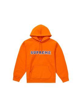 Supreme The Most Hooded Sweatshirt Orange by Stock X