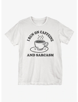Sarcasm T Shirt by Hot Topic