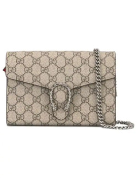 Logo Print Crossbody Bag by Gucci