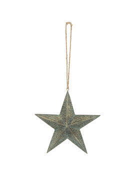 Metal Hanging Star by The Range
