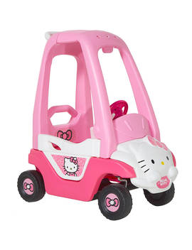 Dynacraft Hello Kitty Push N Play by Hello Kitty