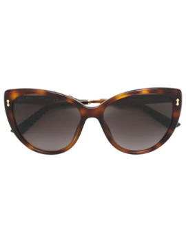 Butterfly Frame Sunglasses by Gucci Eyewear