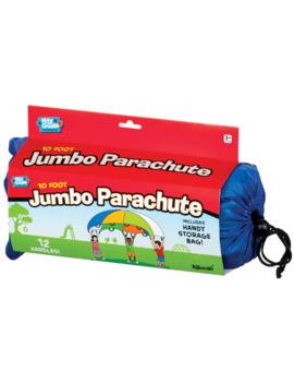 Toysmith 10 Ft. Jumbo Parachute by Toysmith