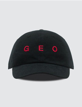 Exclusive Logo Cap by Rhude