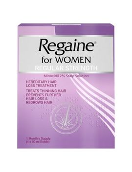Regaine For Women Regular Strength   60ml by Regaine