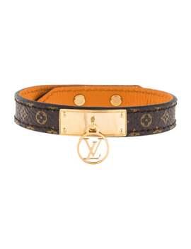 Logomania Bracelet by Louis Vuitton