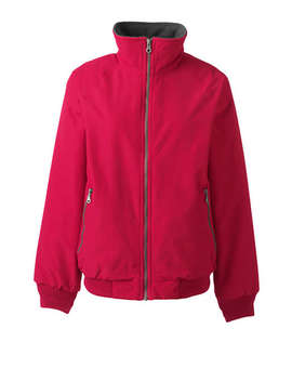 School Uniform Women's Classic Squall Jacket by Lands' End