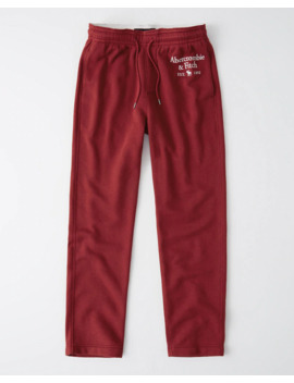 Heritage Classic Sweatpants by Abercrombie & Fitch