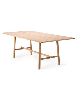 Profile Dining Table, Oak by Ethnicraft