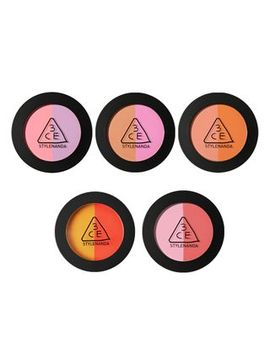 3 Concept Eyes   Duo Color Face Blush by 3 Concept Eyes