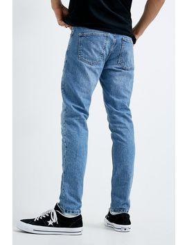 Bdg Reed Light Vintage Wash Skinny Jeans by Bdg