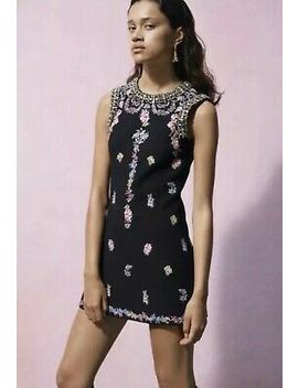 Gorgeous Giambattista Valli X H&M Embroidered Jewelry Crystal Dress Us12/Eu44 by Ebay Seller
