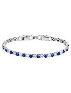 Tennis Deluxe Bracelet by Swarovski