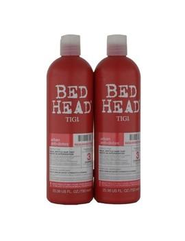 Tigi Bed Head Urban Anti + Dotes Resurrection Hair Care Collection by Bed Head By Tigi