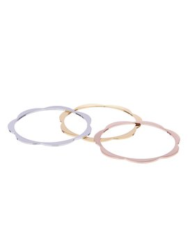Slender Scallops Bangle Set by Kate Spade New York