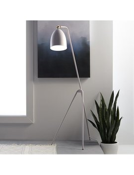 Mo Drn Scandinavian Grasshopper Floor Lamp by Mo Drn