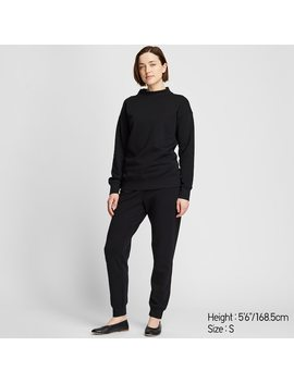 Damen Warmes Ultra Stretch Lounge Set by Uniqlo