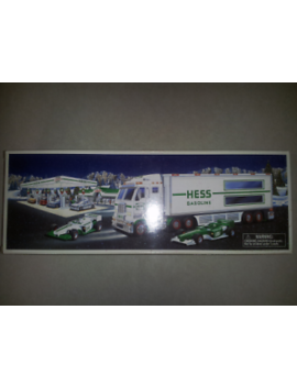 Hess* 2003* Toy* Truck* And* Racers* New In Box* Never* Removed* From* Box* by Ebay Seller