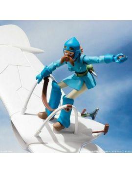 P Bandai Mawe & Nausicaa Full Action Ver. Studio Ghibli Laputa Castle In The Sky by Bandai