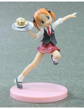 "Ichigo Mashimaro Miu Matsuoka Dx Waitress Figure 3.3"" Toys Works Japan by Toys Works"
