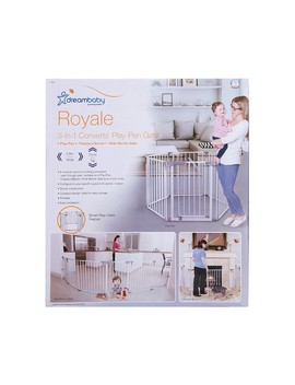 Dreambaby Royale Converta 3 In 1 Playpen & Gate by Dreambaby