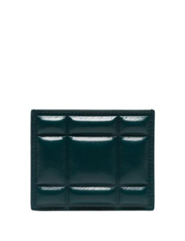 Quilted Cardholder by Bottega Veneta