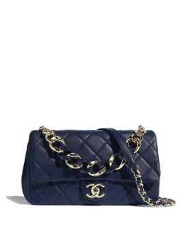 Large Flap Bag by Chanel
