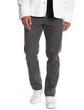 Herringbone Dress Chino Pants by Save Khaki