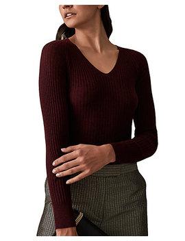 Reiss Elouise Wool Blend Sweater by Reiss
