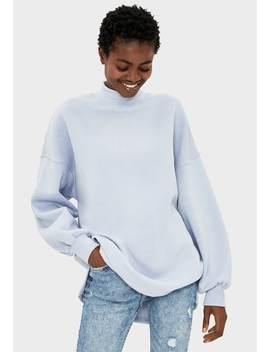 Sweatshirt by Bershka
