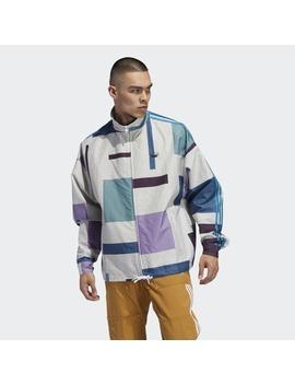 Grid Block Jacket by Adidas