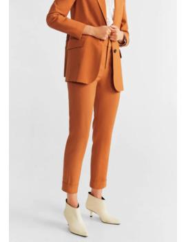 Tulipan   Pantalon Classique by Mango