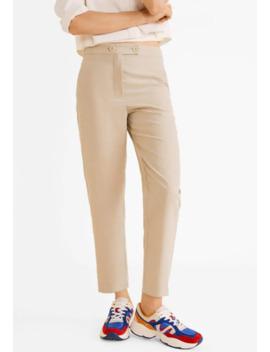Tempo   Pantalon Classique by Mango