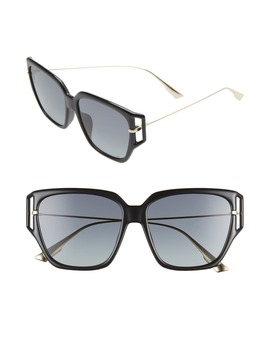 Directi 58mm Special Fit Sunglasses by Dior